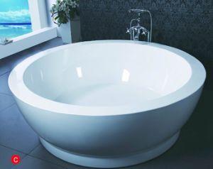 Round Freestanding Bathtub Bf-6635