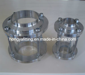Sanitary Sight Glass with Welding End (HY-SG02)