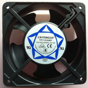 AC Square Fan 120X120X38mm with 5 Wings pictures & photos