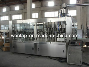 Advanced Technology Drinking Water Filling Machine for Production Line pictures & photos