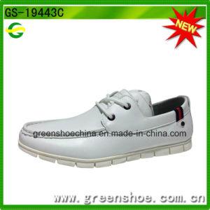 High End Latest Design Shoes Men pictures & photos
