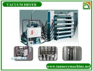 Wet Blue Machines for Italy Leather Vacuum Dryer for Sale
