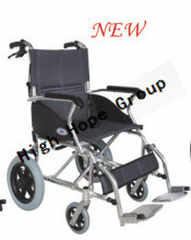 High Hope Medical - Aluminium Alloy Manual Wheelchair-Ky863labj-a-12 pictures & photos