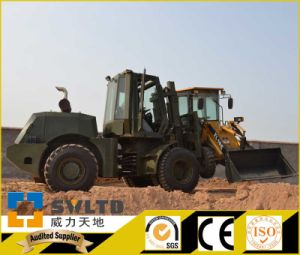 Rough Terrain Forklift Xcpcy 50 All Terrain Forklift pictures & photos