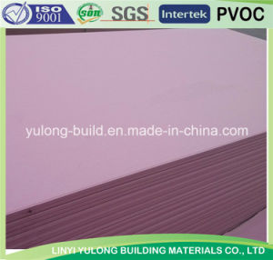 Shandong Fire Proof Gypsum Board/Plaster Board/Drywall Board pictures & photos