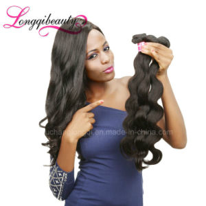 Unprocessed Wholesale 100% Human Real Mink Virgin Brazilian Hair