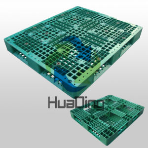 L1200*W1000*H150mm HDPE/PP Plastic Pallets; Picture Frame Bottom; Open Deck pictures & photos