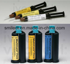 Multicore Flow Dental Self-Curing Composite pictures & photos