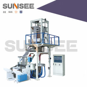 High Speed Rotary Die Head Blowing Machine with Embossing pictures & photos