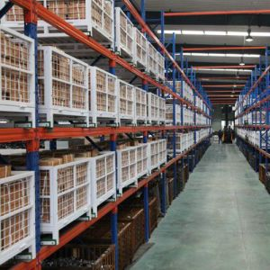 China Factory Pallet Type Storage Racking Heavy Duty Pallet Rack for Storage pictures & photos