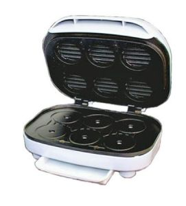 Electric Mini Slider Burger Maker