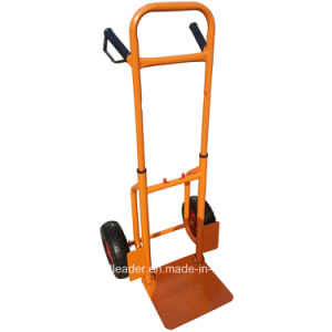 China Manufacturer of Metal Folding Hand Trolley (HT1426)