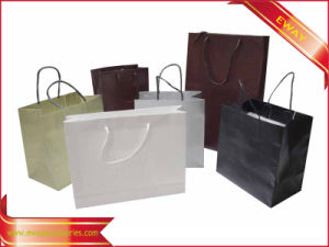 Paper Shopping Bag Clothing Paper Bag Promotional Bag pictures & photos