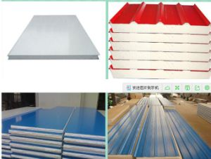 EPS Sandwich Wall/Roof Panels for Building Materials pictures & photos