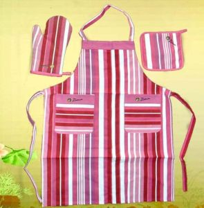 New Arrival Promotion Cooking Aprons for Sale (FY-097) pictures & photos