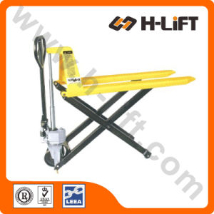 H-Lift High Lift Pallet Truck (PT-JF Type) pictures & photos