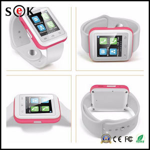 Sport Water Resistant Bluetooth U8 Smart Watch, U3 U8 U9 Smart Watch with Bluetooth pictures & photos