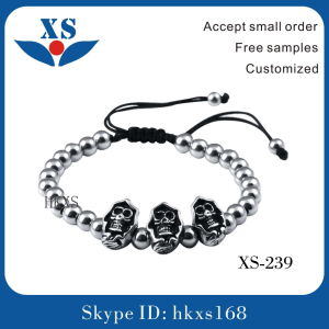 Stainless Steel Engraved Bracelets Wholesale pictures & photos