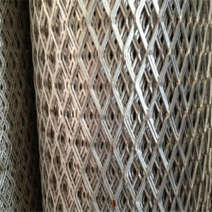 Aluminum Expanded Metal Mesh for Decoration in Rolls pictures & photos