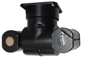 Thermal PTZ Camera 4k 3840 X 2160@30fps Laser Assisted Night Vision Camera pictures & photos