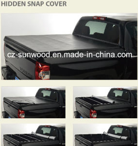 Hidden Snap Soft Tonneau Cover