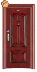 Steel Entrance Security Door (XY-8278)