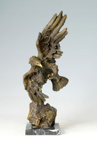 Animals Series bronze Sculpture (Al-034)