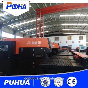 Sheet Metal Servo Driven Motor CNC Punching Machine Real Factory pictures & photos