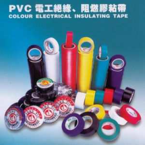 PVC Electrical Insulation Tape (EI110-GH) pictures & photos