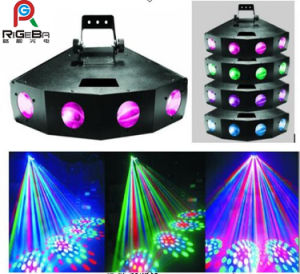 Four Head LED Effect Light pictures & photos