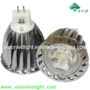 6W MR16 High Power LED Spot Light