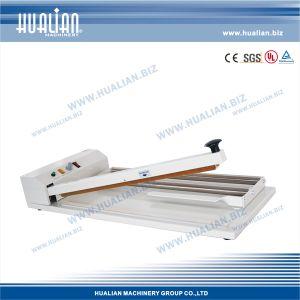 Hualian 2017 Manual Sealing Cutter (SP-600) pictures & photos