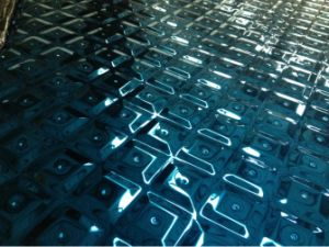 201 304 Stamping Patterned Stainless Steel Sheet pictures & photos