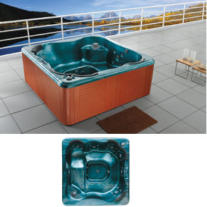 Hydro Massage Bathtub Outdoor Whirlpool Jacuzzi Hot Tubs pictures & photos