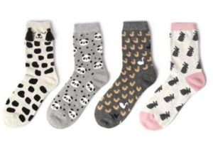 Fashion Jacquard Cotton Sock in Various Colors and Designs pictures & photos