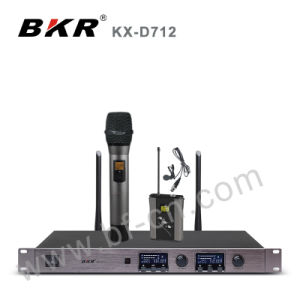 Kx-D712 Multi Channel Professional Audio System pictures & photos