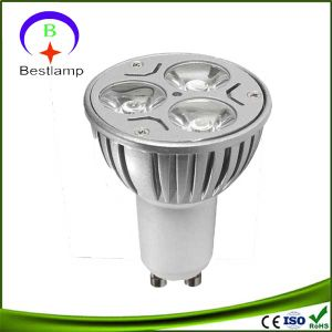3PCS 3W CREE XP-E LED GU10 LED Lamp pictures & photos