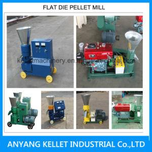 Flat Die Pellet Mill Made in China