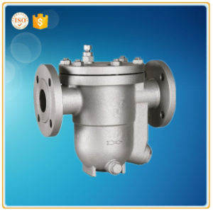 Shell Mold Iron Casting Part Steam Trap Valve pictures & photos
