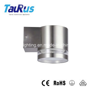Double Light Stainless Steel Outdoor Light with LED/Gx53 Lamp-Holder (AM-SS1021) pictures & photos