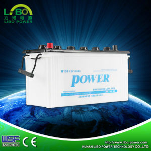 12V Dry Charged Lead Acid Car Battery