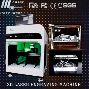 The Best Price Canton Fair for Large Size Sub-Surface Laser Engraving Machine for Personalized Gift Shop pictures & photos