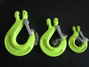 G100 Clevis Sling Hook with Latch pictures & photos