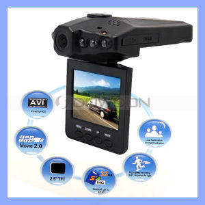 HD Car DVR Recorder Support Wide Angle, Car Camera Recorder, Car DVR (Car DVR-H198) pictures & photos
