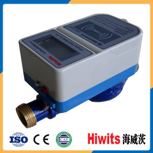 Cheap Smart Prepaid Intelligent IC Card Remote Reading Mini Water Meter pictures & photos