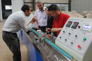 Insulating Glass Desiccant Filling Machine Automatic Desiccant Filling Machine pictures & photos