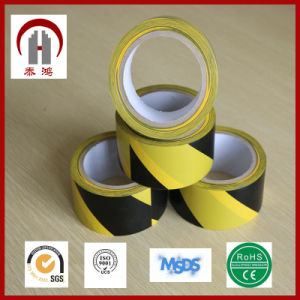 Floor PVC Warning Tape for Warehouse Underground pictures & photos