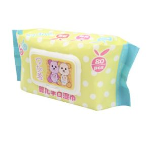 Baby care wipes hot sale good ingredients baby wet tissue sgs bv msds