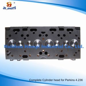 Auto Parts Complete Cylinder Head for Perkins 4.236 Zz80072 Amc909005 pictures & photos