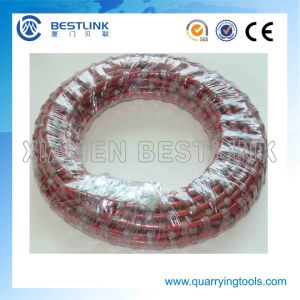 Diamond Wire for Granite Block Squarying pictures & photos